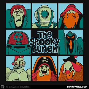 Ript: The Spooky Bunch