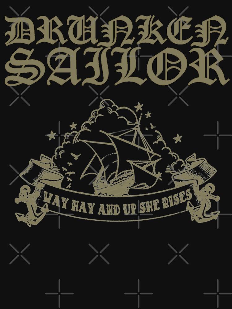 RedBubble: Drunken Sailor