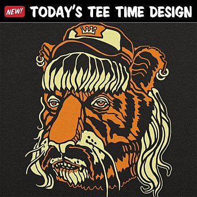 6 Dollar Shirts: Tiger Man