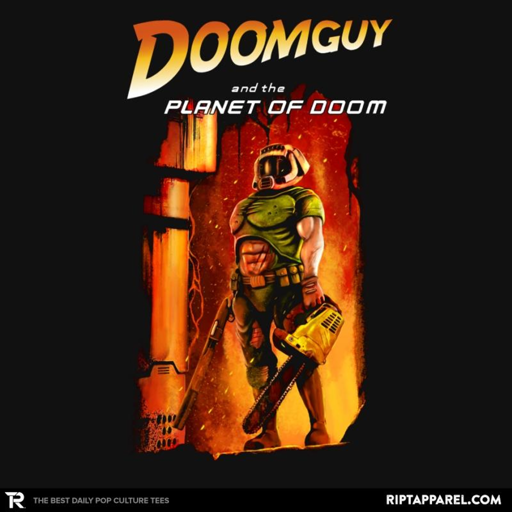Ript: Doomguy and the Planet of Doom