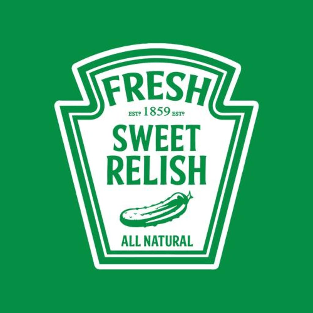 Five Finger Tees: Relish Costume T-Shirt