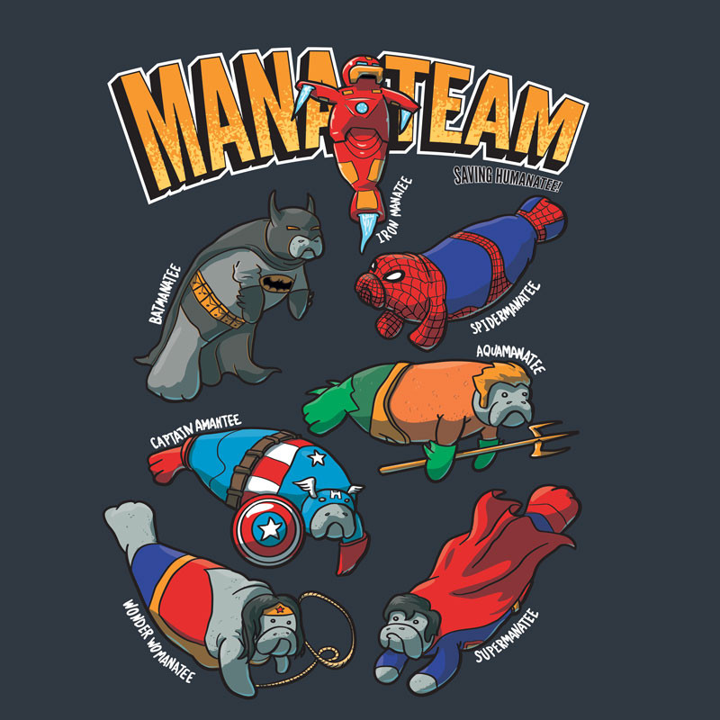 Wear Viral: Mana-Team