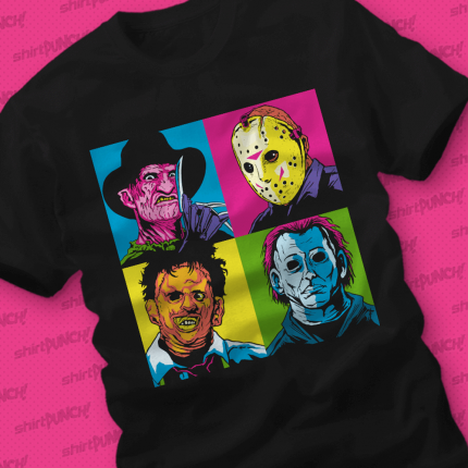 ShirtPunch: Pop Horror