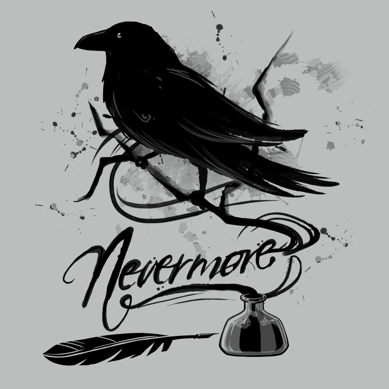TeeTurtle: Nevermore