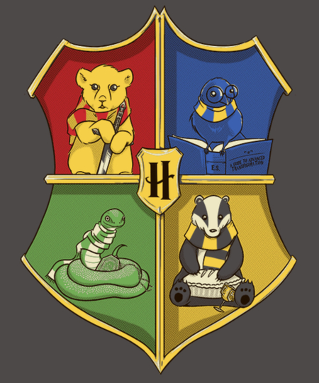 Qwertee: Magical Crest
