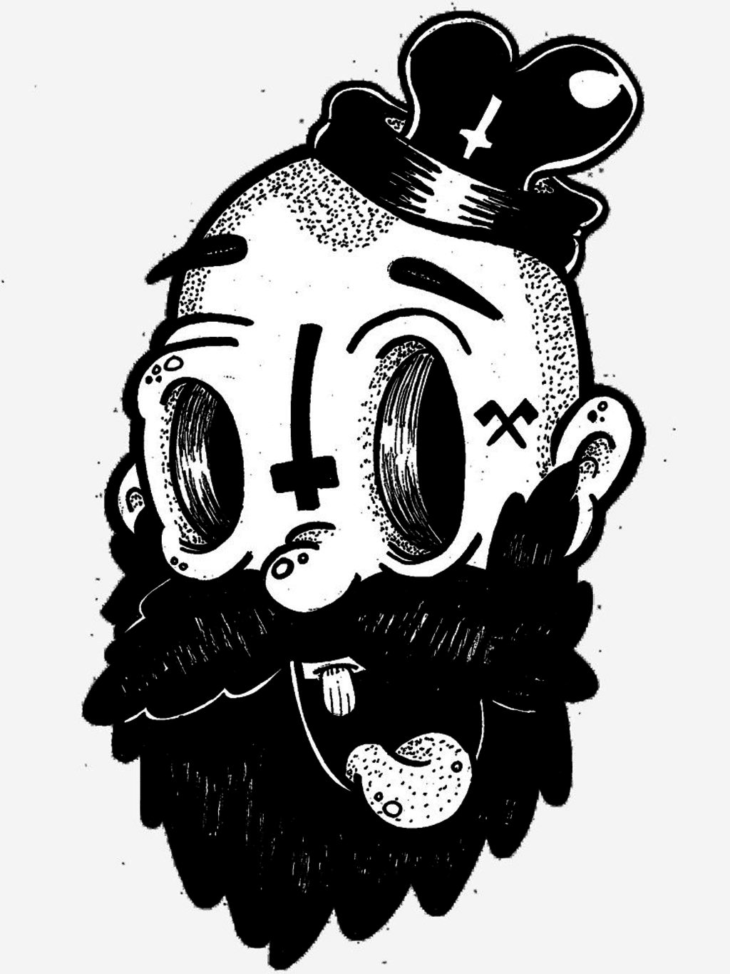 RedBubble: BEARD!