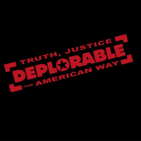 Shirt Battle: Deplorable The American Way