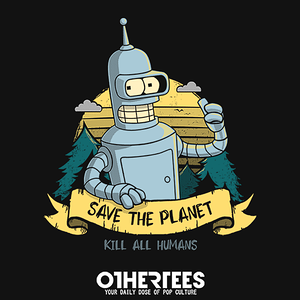 OtherTees: Robot Ecology