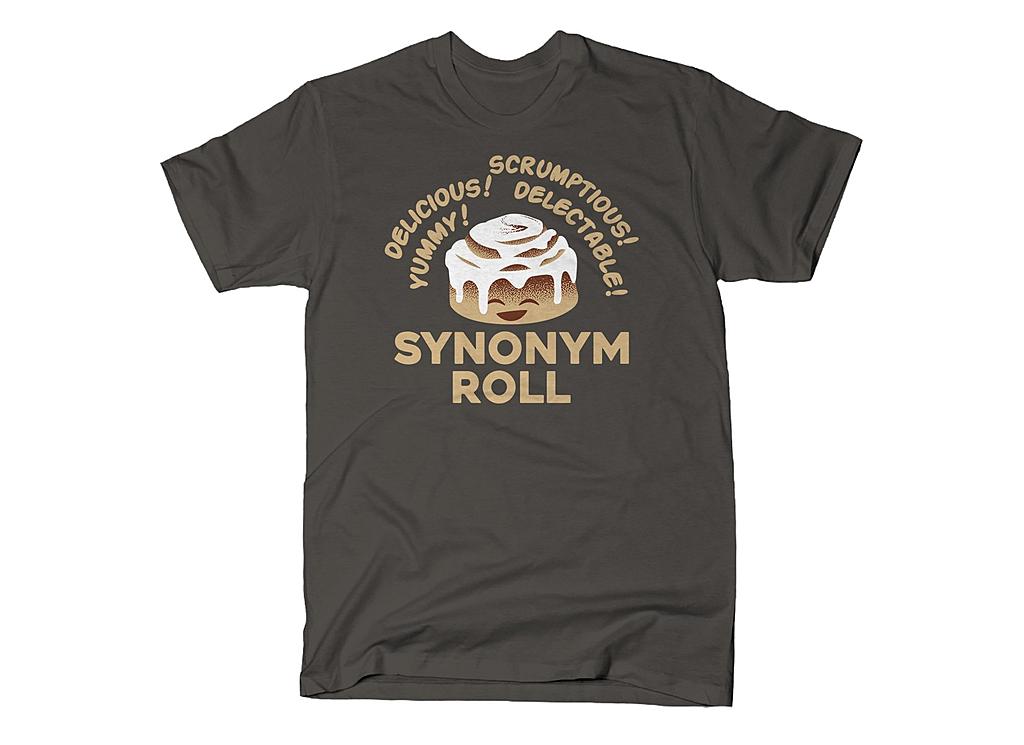 SnorgTees: Synonym Roll
