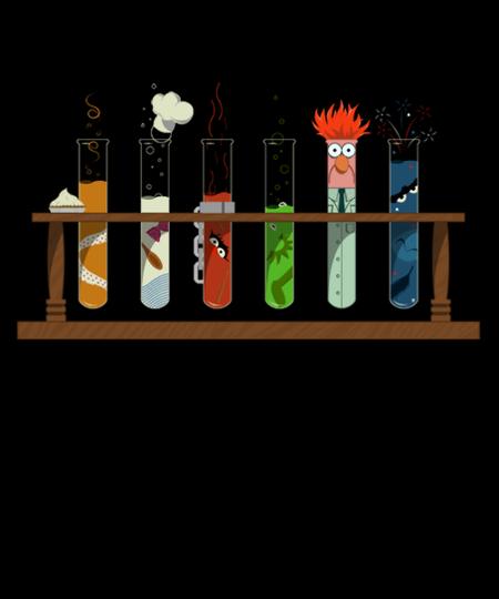 Qwertee: Puppet Science