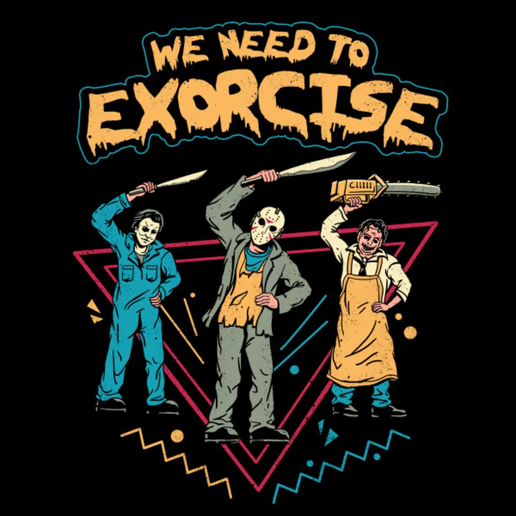 NeatoShop: Let's Exorcise!