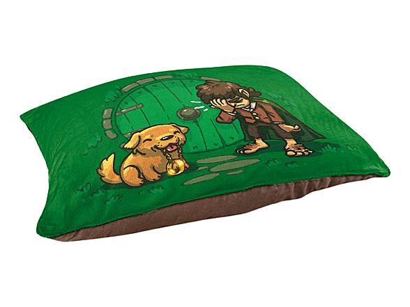 Woot!: Gold Retriever Pet Bed
