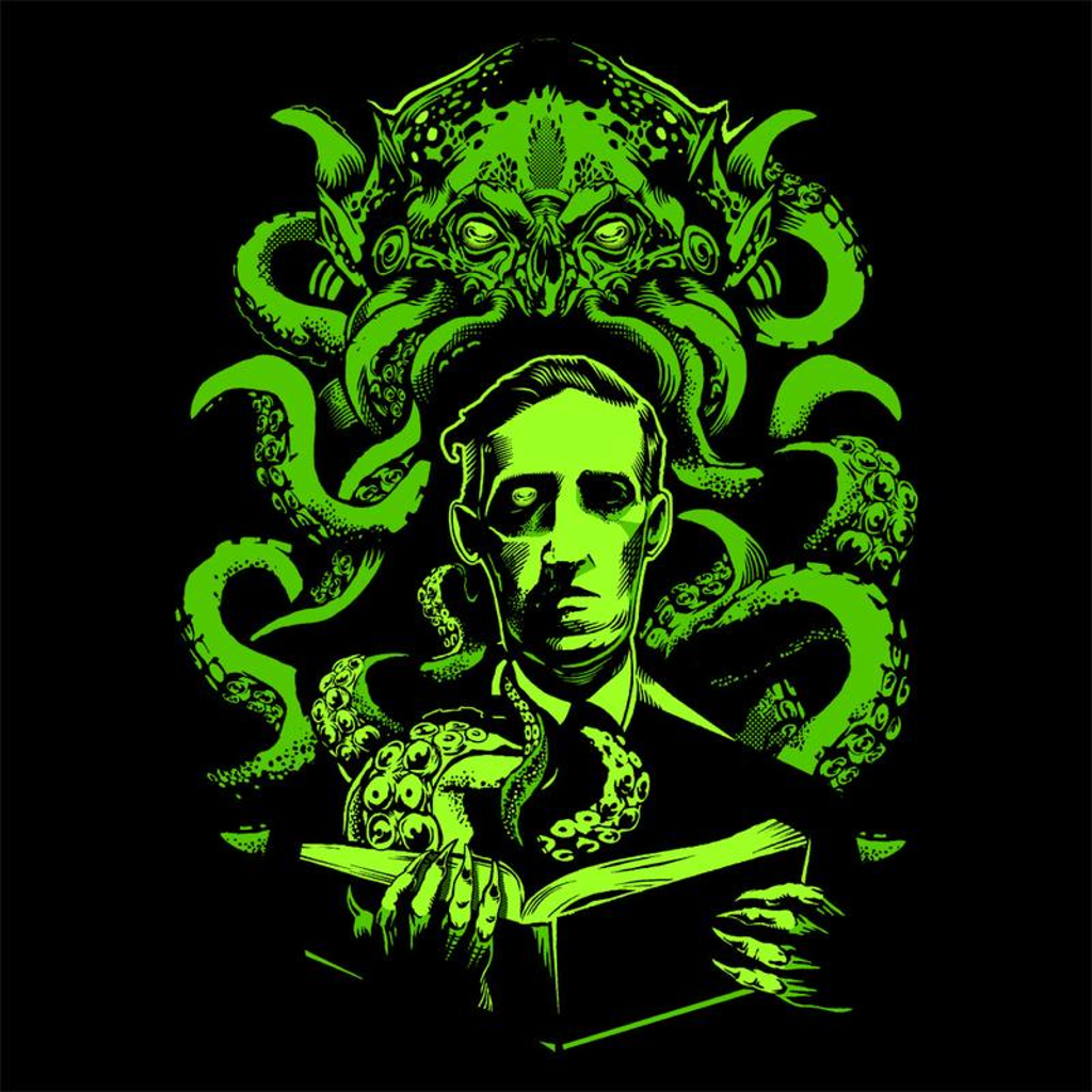 Curious Rebel: Lovecraft Cthulhu