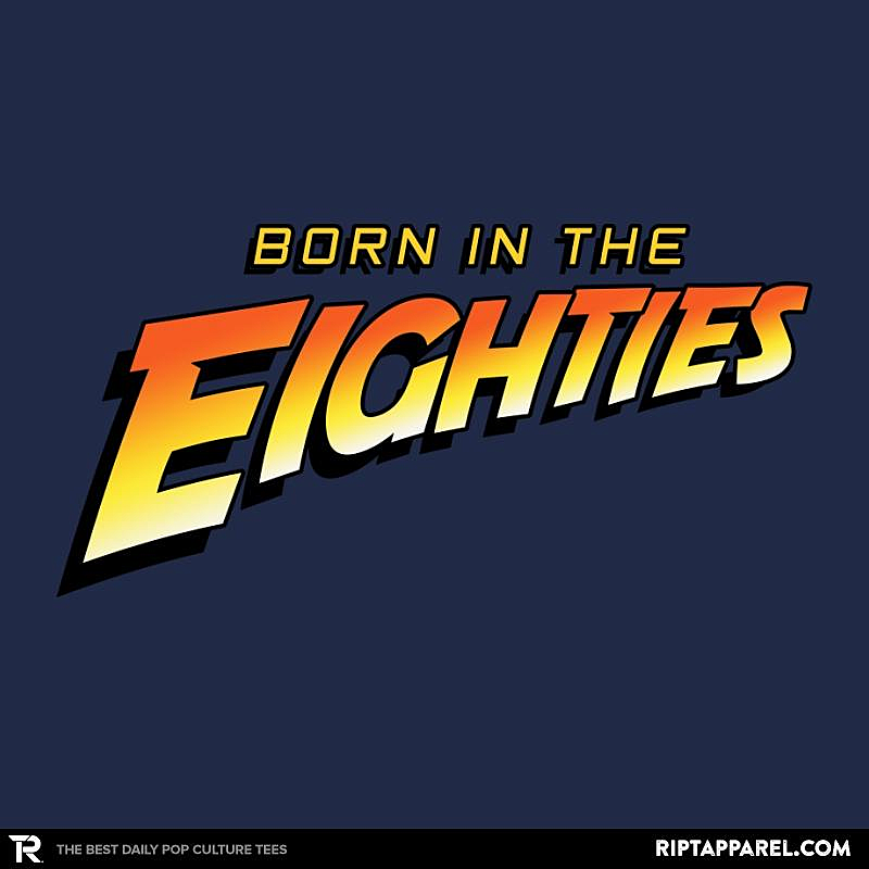 Ript: Born Indy Eighties