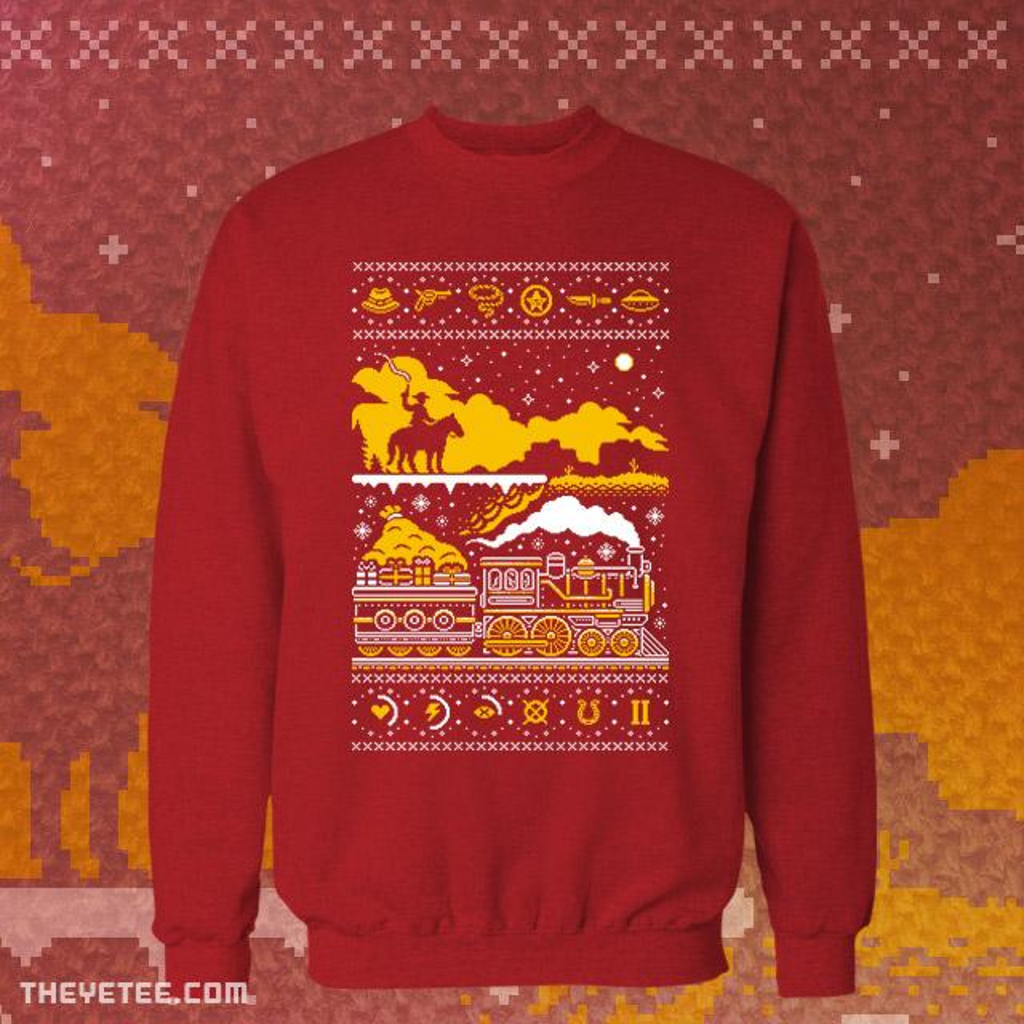 The Yetee: RED HOLIDAY