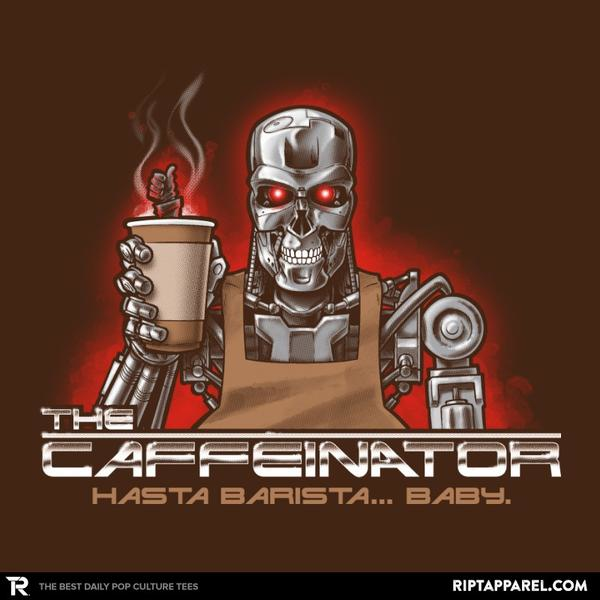 Ript: The Caffeinator