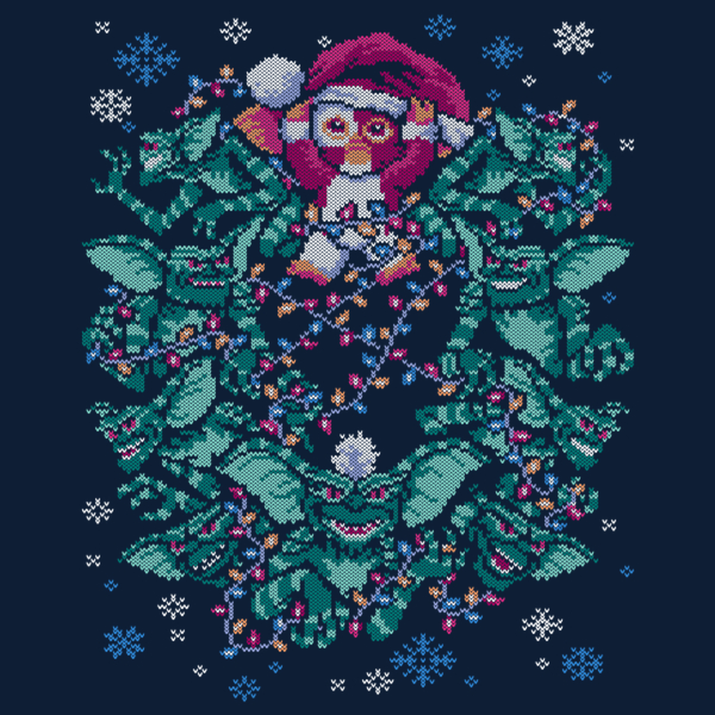 NeatoShop: We Wish You a Gremlin Christmas