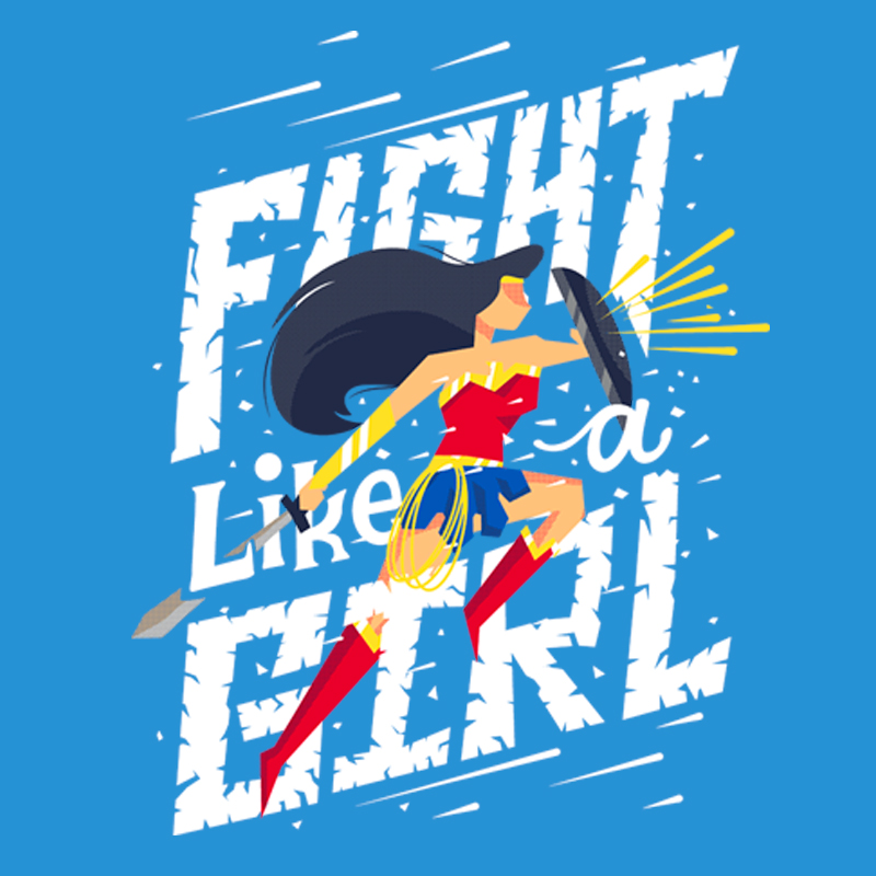 Pampling: Fight Like A Girl