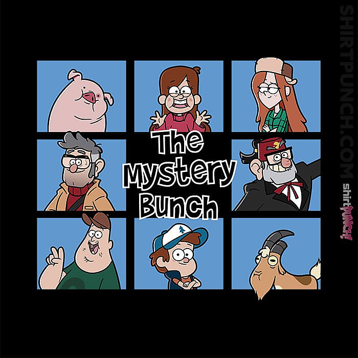 ShirtPunch: The Mystery Bunch