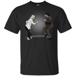 Pop-Up Tee: The Ballad of Jon and Dany