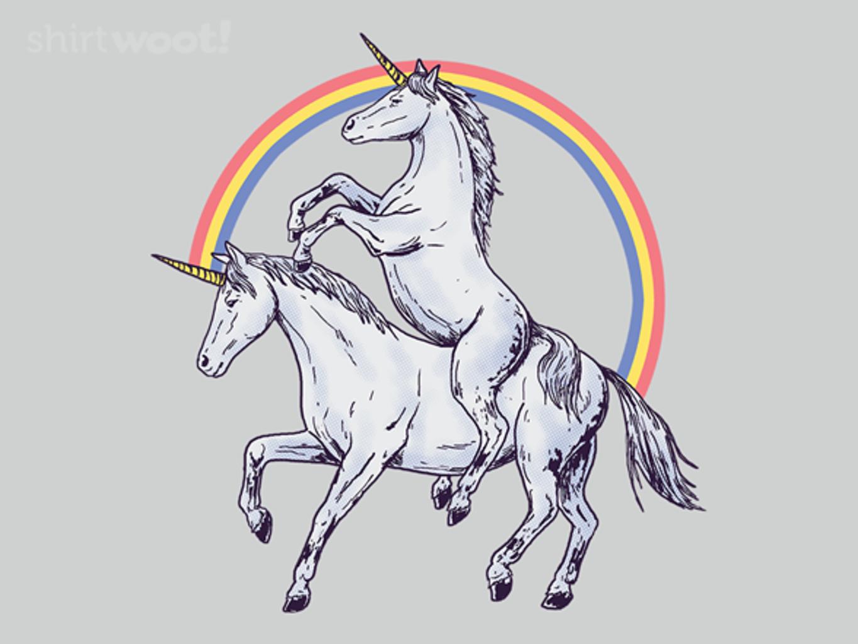 Woot!: Unicorn Rider