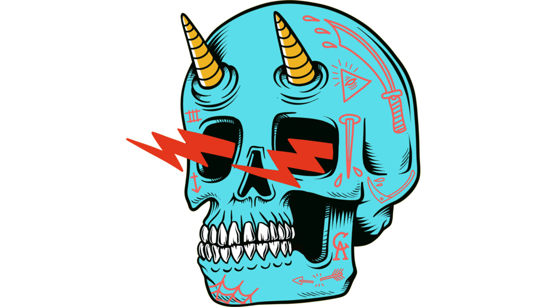 Design by Humans: Zapping devil