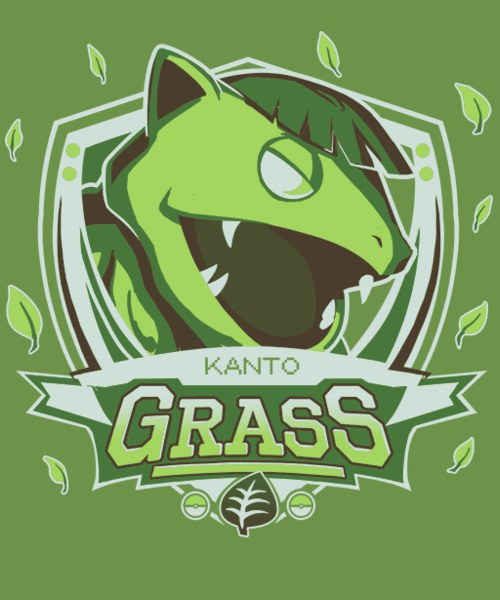 Qwertee: Team Grass