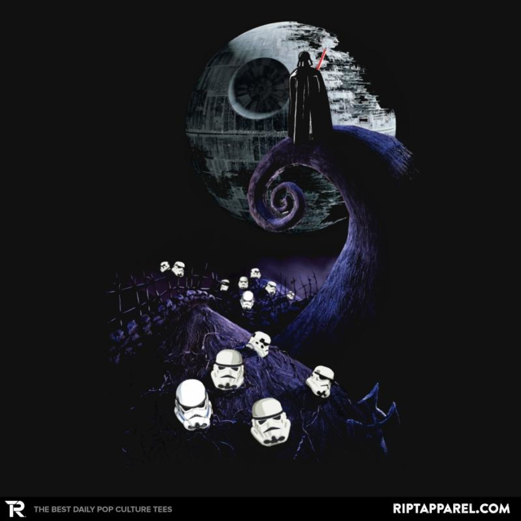 Ript: Nightmare Before Vader