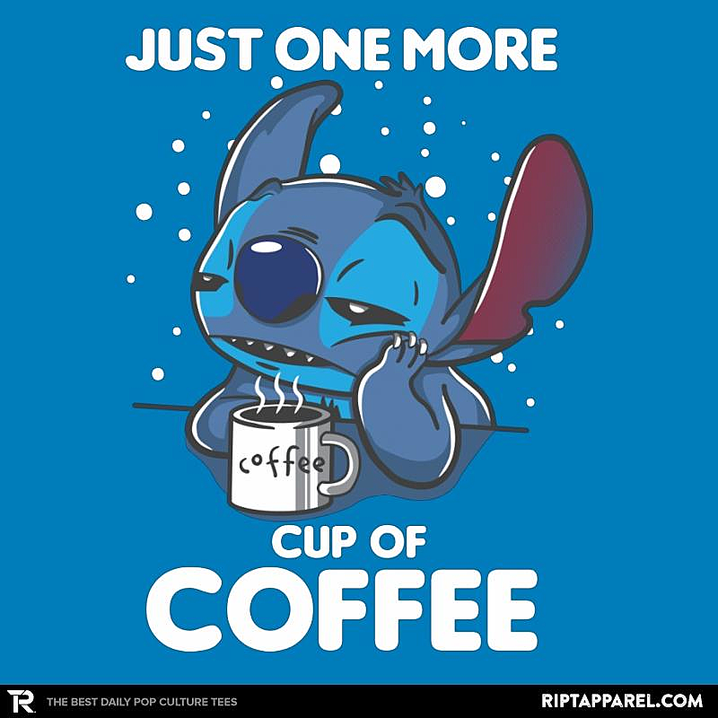 Ript: One More Coffee