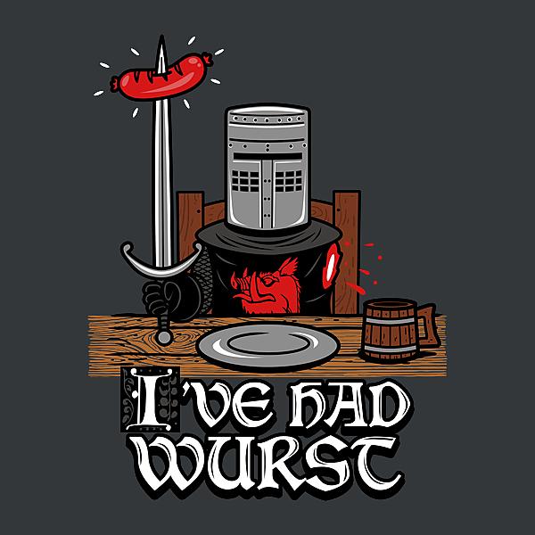 NeatoShop: I've had Wurst