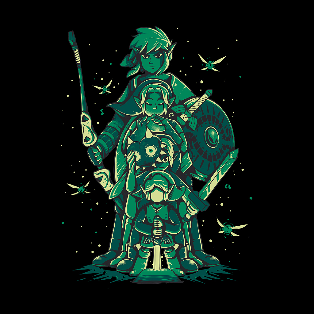 TeeTee: Link Through the Time