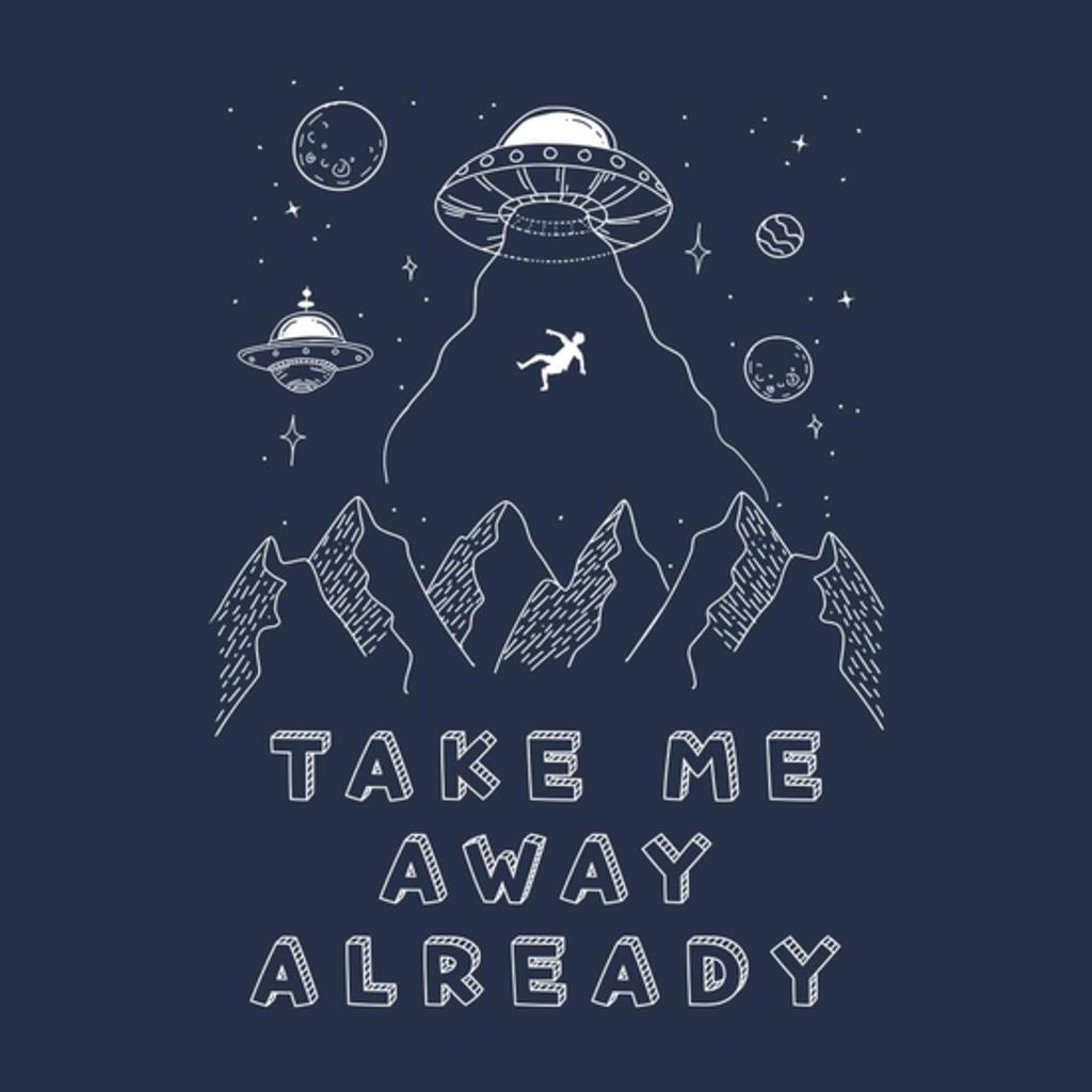 BustedTees: Take Me Away Already