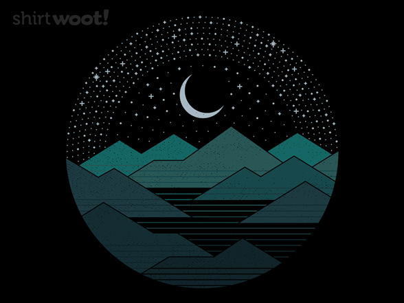Woot!: Between the Mountains and the Stars