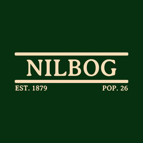 Five Finger Tees: Nilbog T-Shirt
