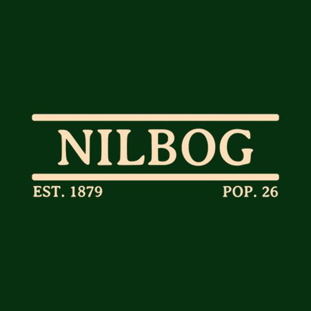 Five Finger Tees: Nilbog T-Shirt