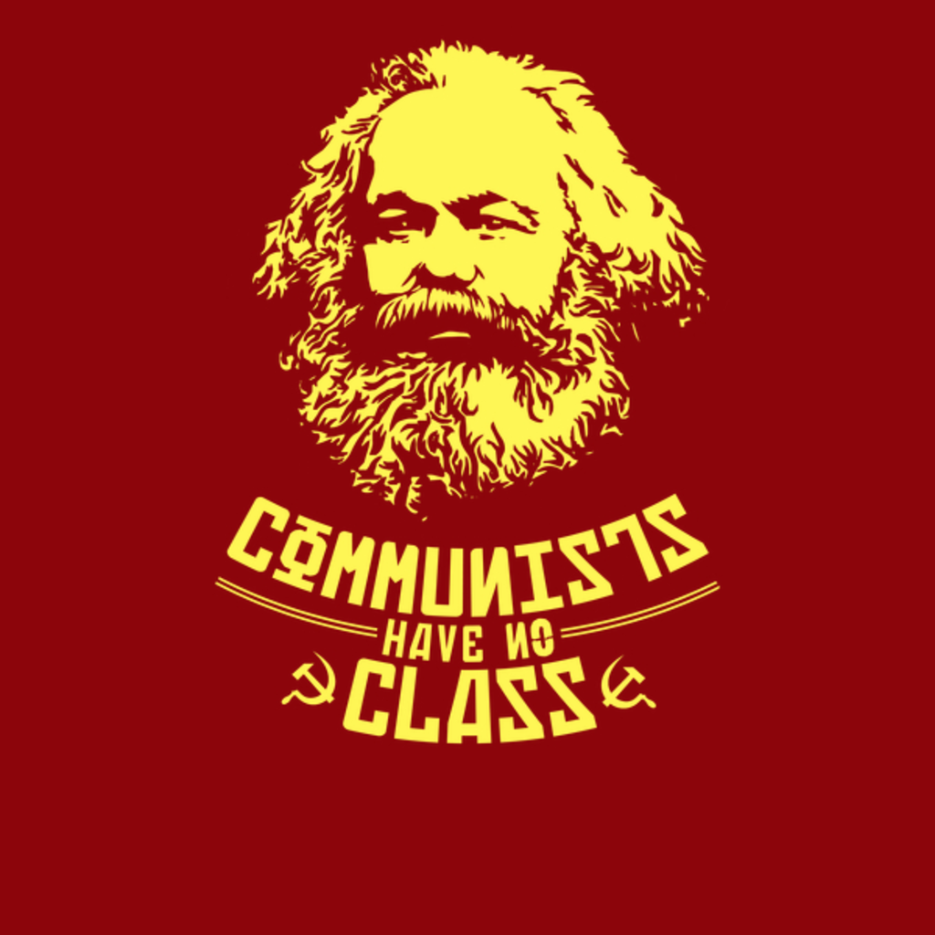 NeatoShop: Communists Have No Class