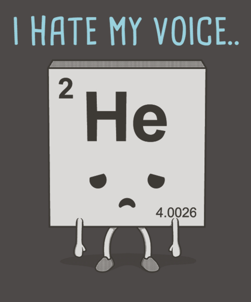 Qwertee: I HATE MY VOICE..