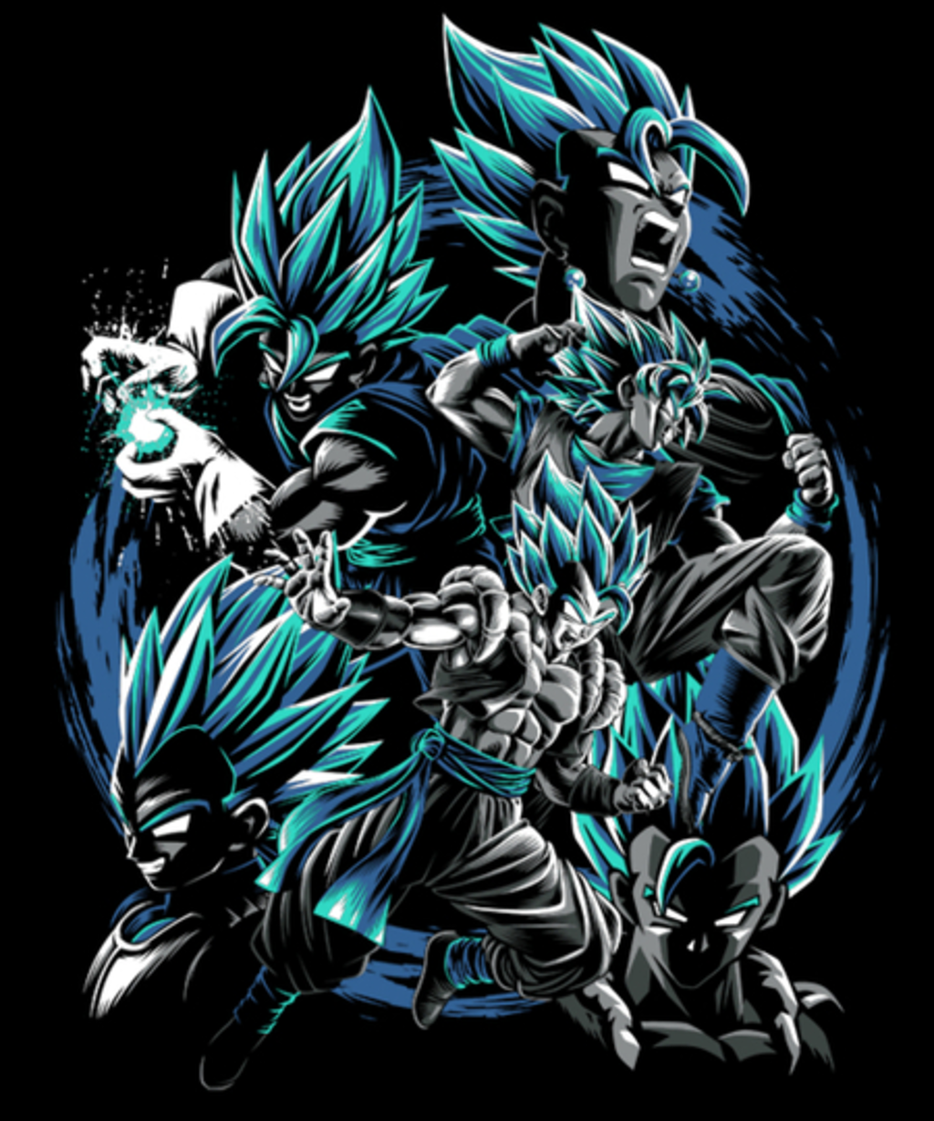 Qwertee: Fusions