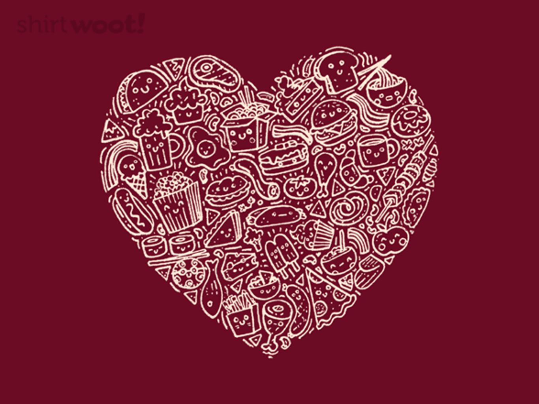 Woot!: I Love Food