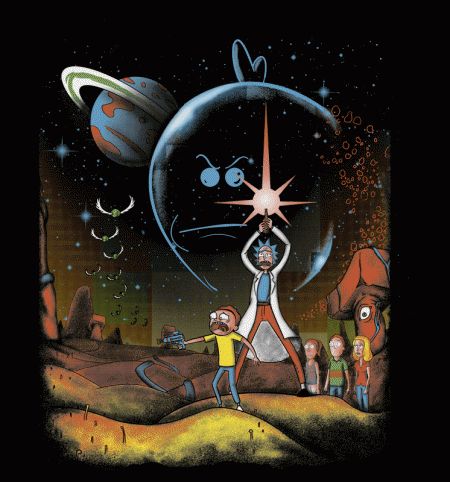 BustedTees: Multiverse Wars