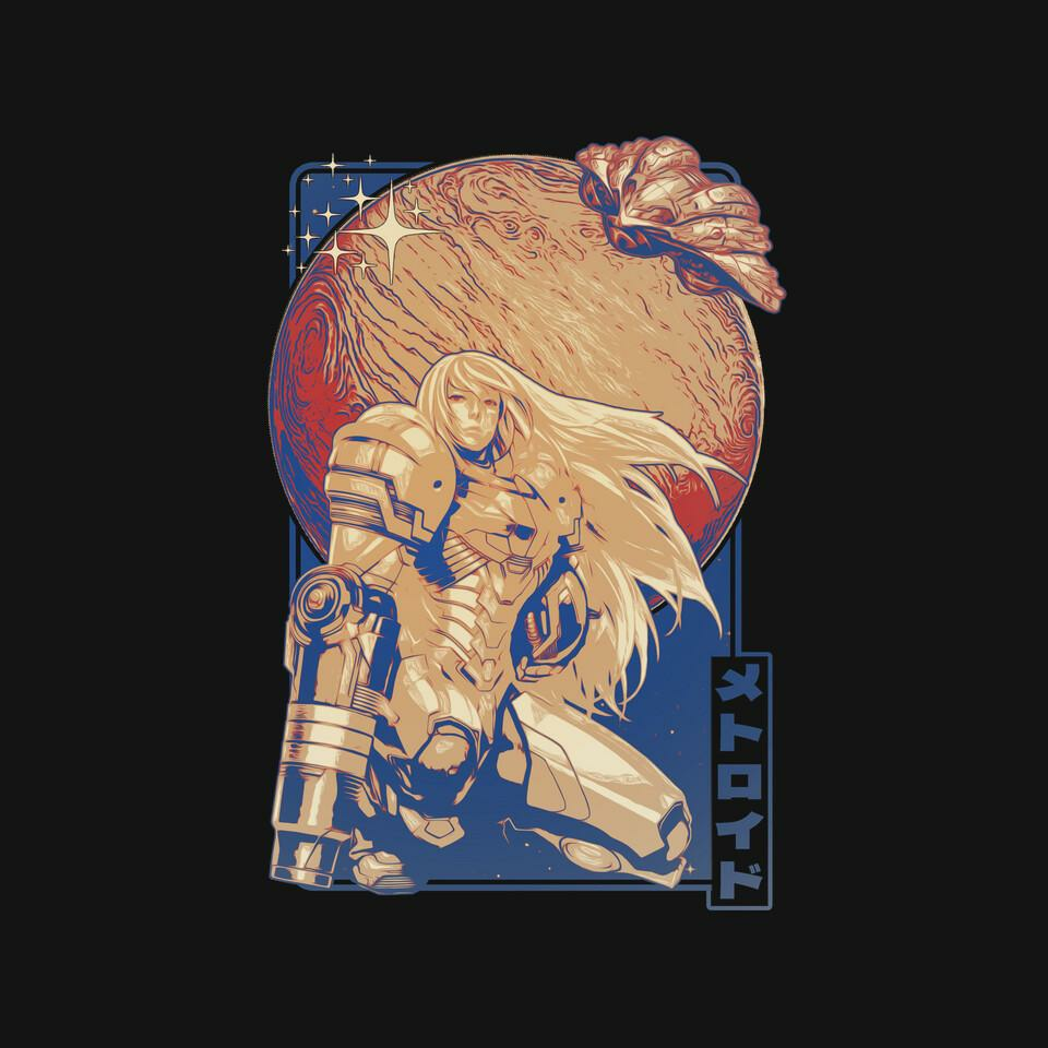 TeeFury: Interstellar Bounty Hunter