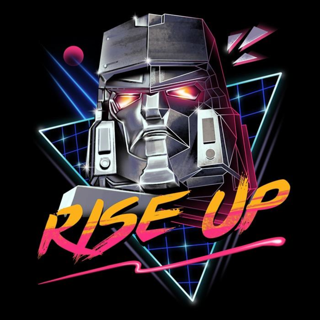Once Upon a Tee: Rise Up