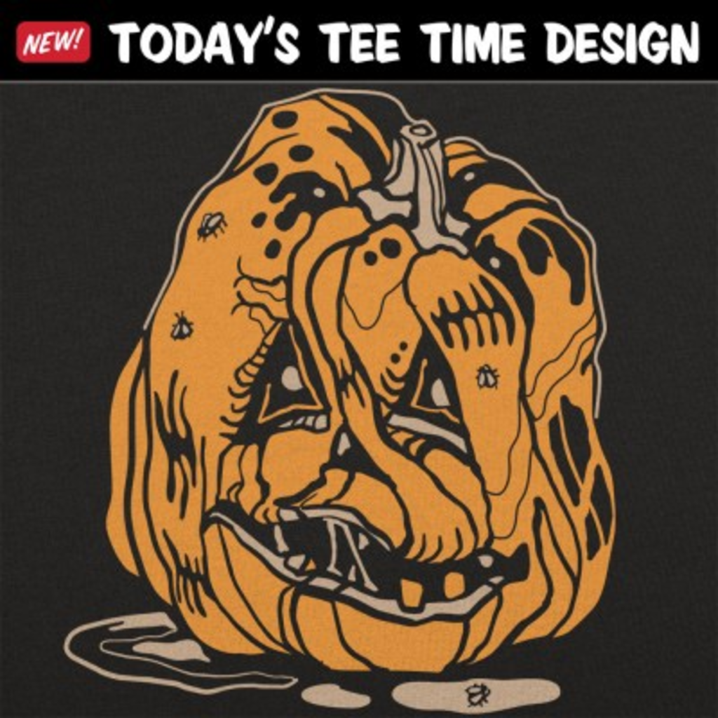 6 Dollar Shirts: Rotten Pumpkin