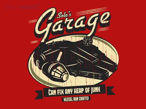 Woot!: Solo's Garage