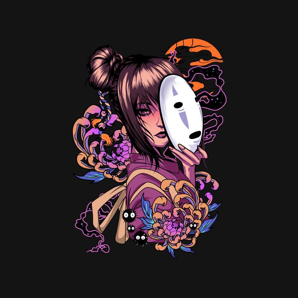 TeeFury: Chihiro Spirit