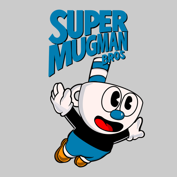 NeatoShop: Super Mugman Bros.