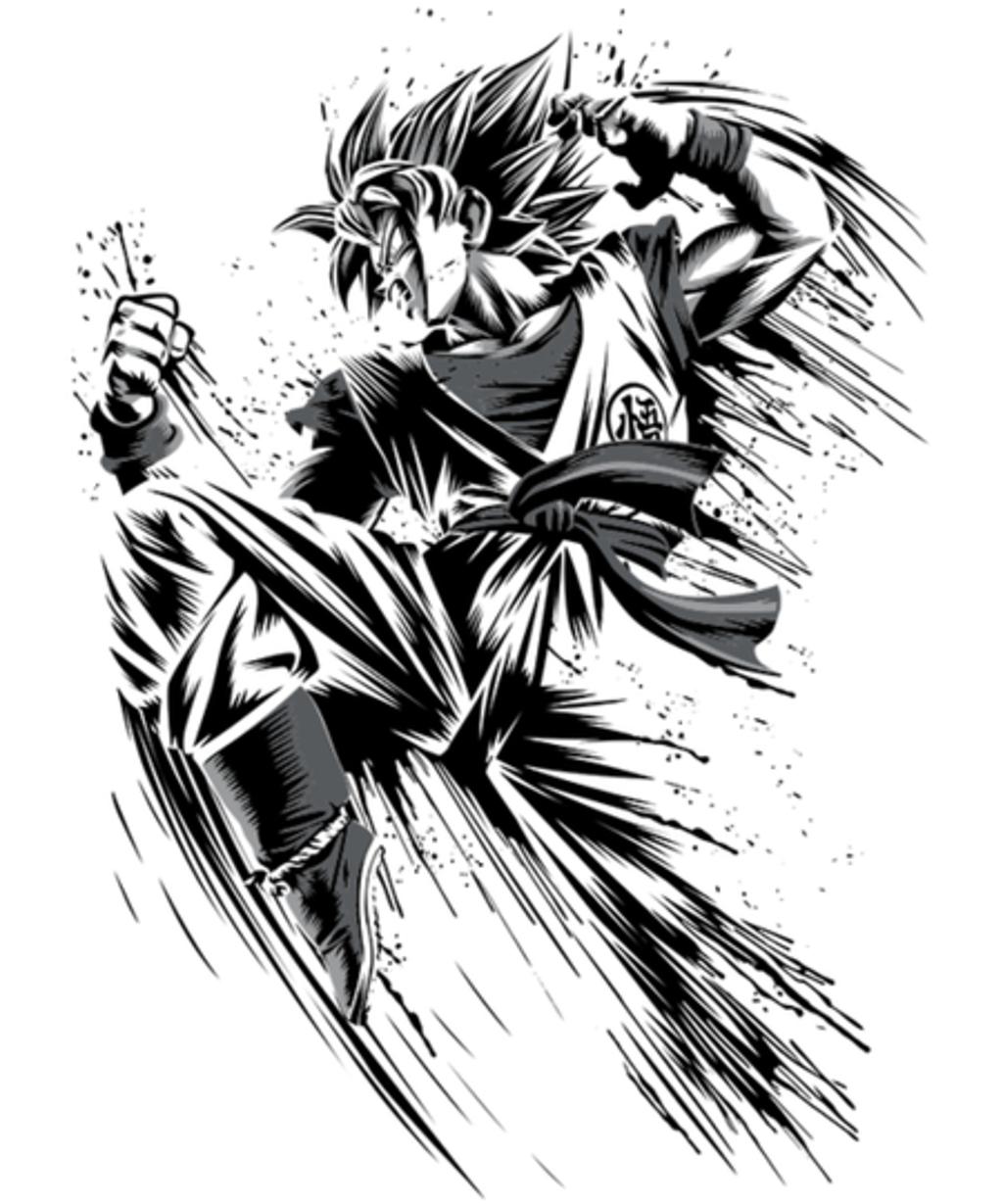 Qwertee: Ink Attack