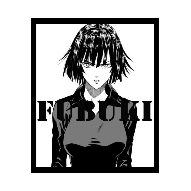 TeePublic: fubuki group one punch man