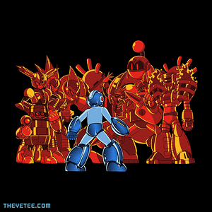 The Yetee: Boss Rush