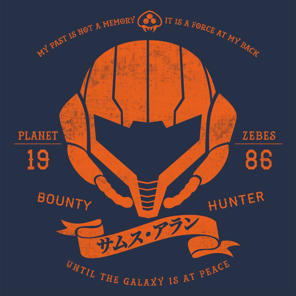 Pop-Up Tee: Bounty Hunter